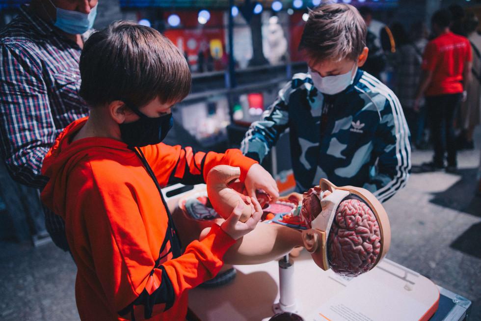 У Києві відкрився перший державний «Музей науки»-Фото 1