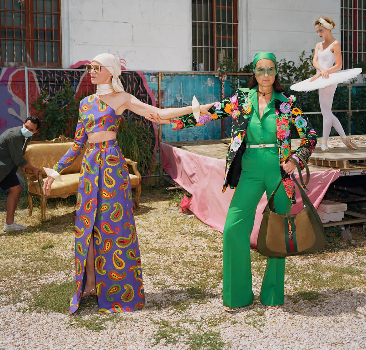 Что определяет моду: Gucci представил Эпилог своей истории о магии fashion-мира-Фото 3
