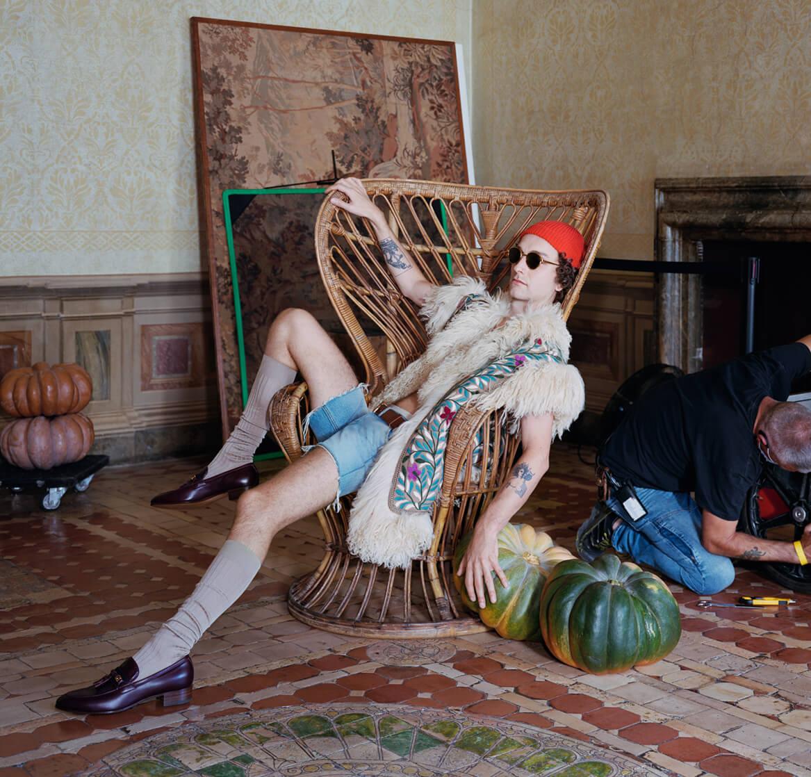 Что определяет моду: Gucci представил Эпилог своей истории о магии fashion-мира-Фото 4