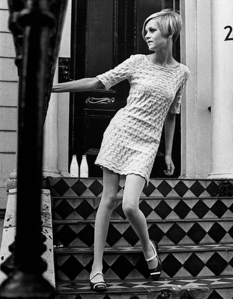 Твигги, 1960-е