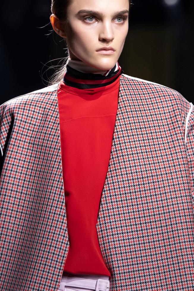 Осенне-зимняя коллекция 2020/21 Givenchy