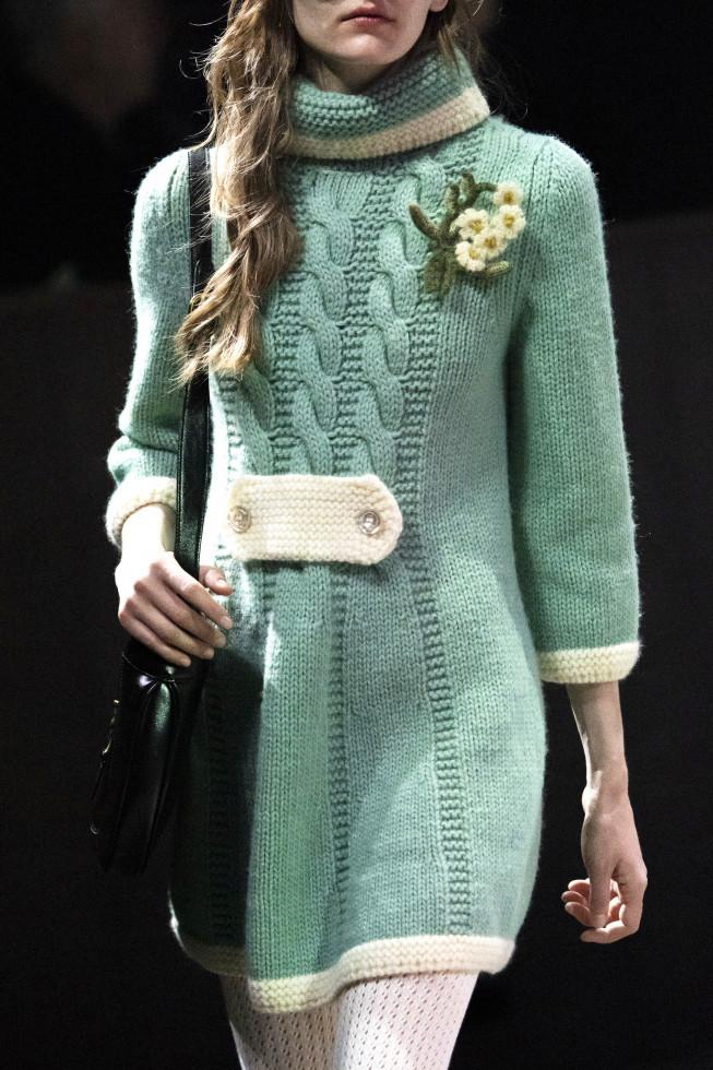 """Тепло наших тел: Самое модное платье осени 2020 с пометкой """"для дождливых дней""""-Фото 6"""