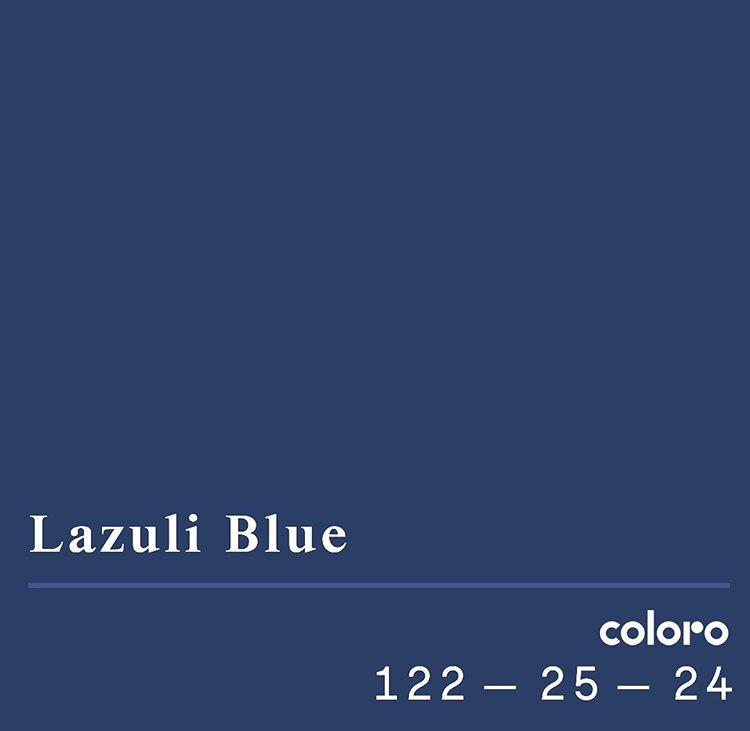 Lazuli Blue
