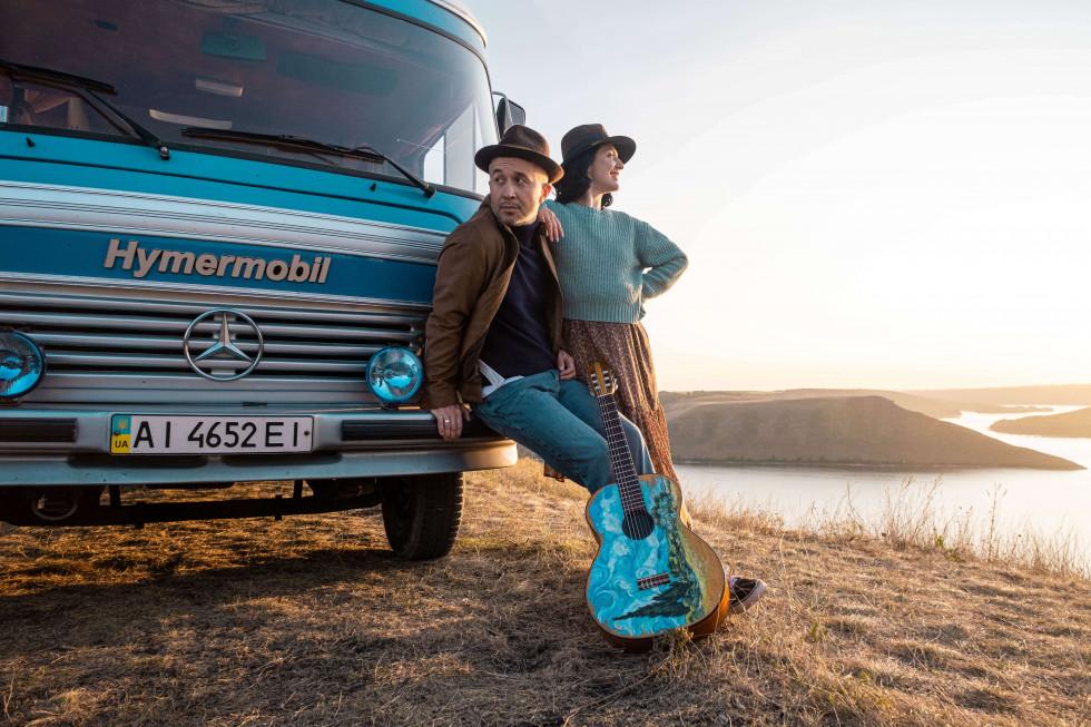 Сергей Бабкин со Снежаной