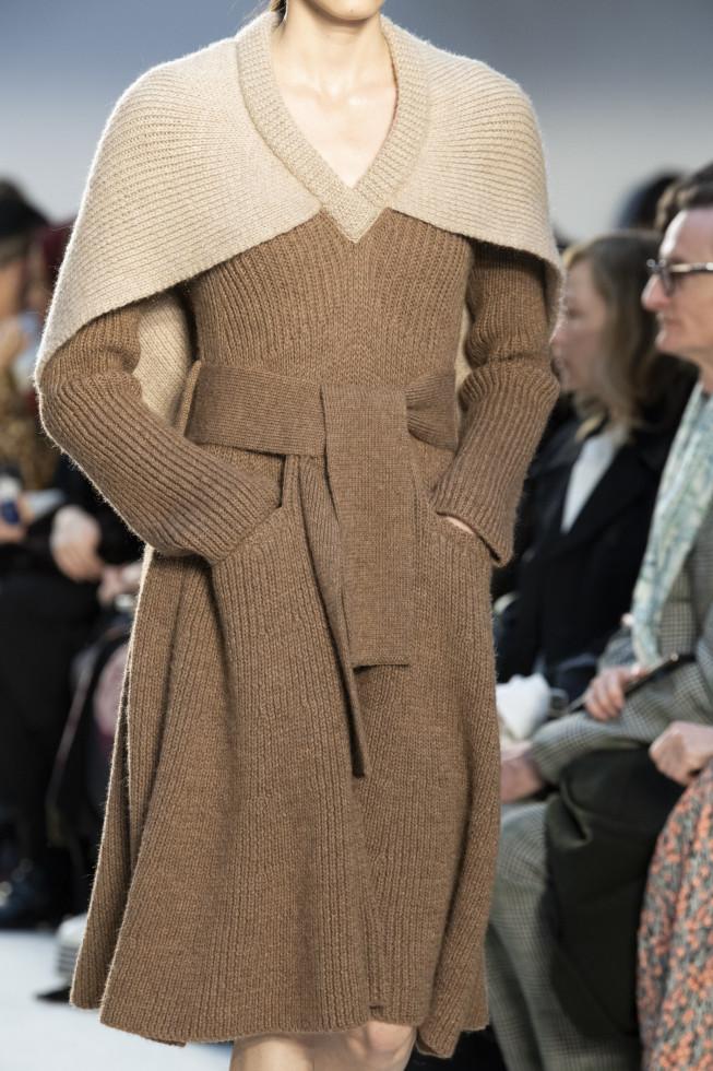 """Тепло наших тел: Самое модное платье осени 2020 с пометкой """"для дождливых дней""""-Фото 9"""