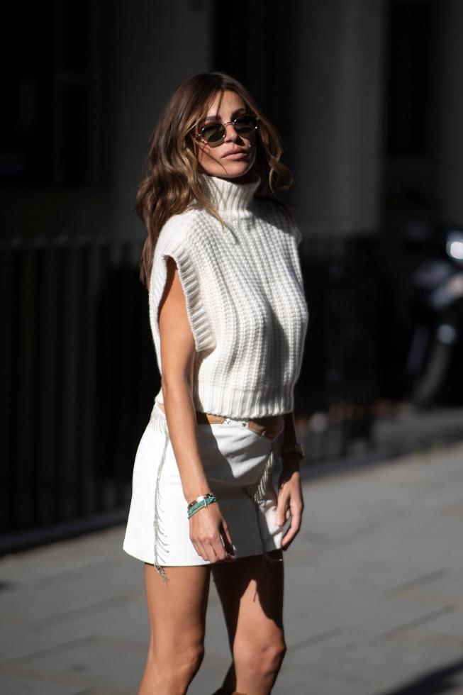 Front Row: 10 лучших образов гостей Недель моды осени 2020-Фото 10