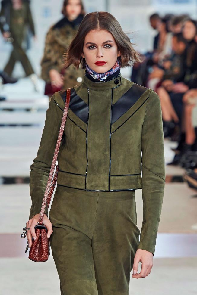 Осенне-зимняя коллекция 2020 Longchamp