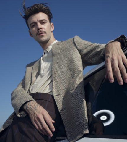 Макс Барских запускает собственную линию одежды под псевдонимом NICK VANGARD-430x480