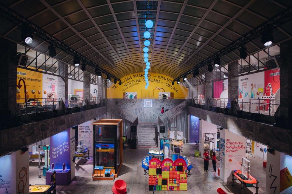У Києві відкрився перший державний «Музей науки»-Фото 5