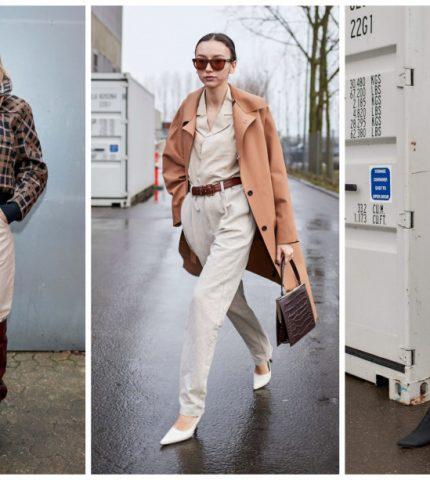 С чистого листа: 5 небанальных вариантов, как носить самые модные джинсы осени 2020-430x480