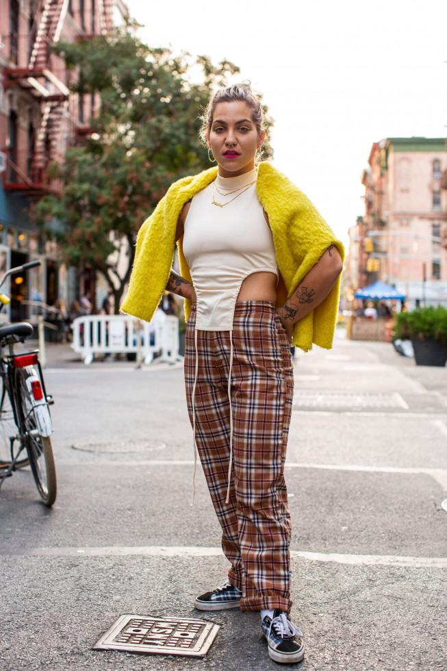 Front Row: 10 лучших образов гостей Недель моды осени 2020-Фото 2