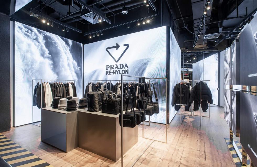 Инновационный подход: Prada расширяет свою коллекцию из нейлона-Фото 3