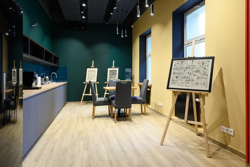 Арт-об'єкт: Як компанії SupportYourApp вдалося перетворити офіс на витвір мистецтва-Фото 3