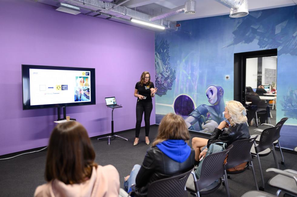 Арт-об'єкт: Як компанії SupportYourApp вдалося перетворити офіс на витвір мистецтва-Фото 2
