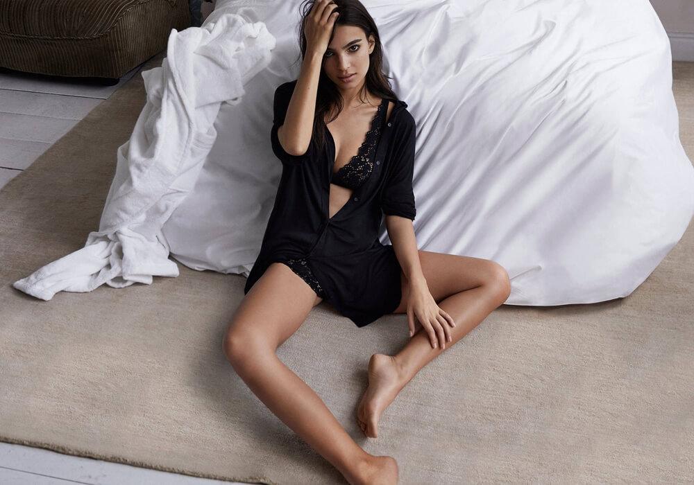 Модель, инфлюенсер и it-girl Эмили Ратаковски объявила о своей беременности-Фото 1