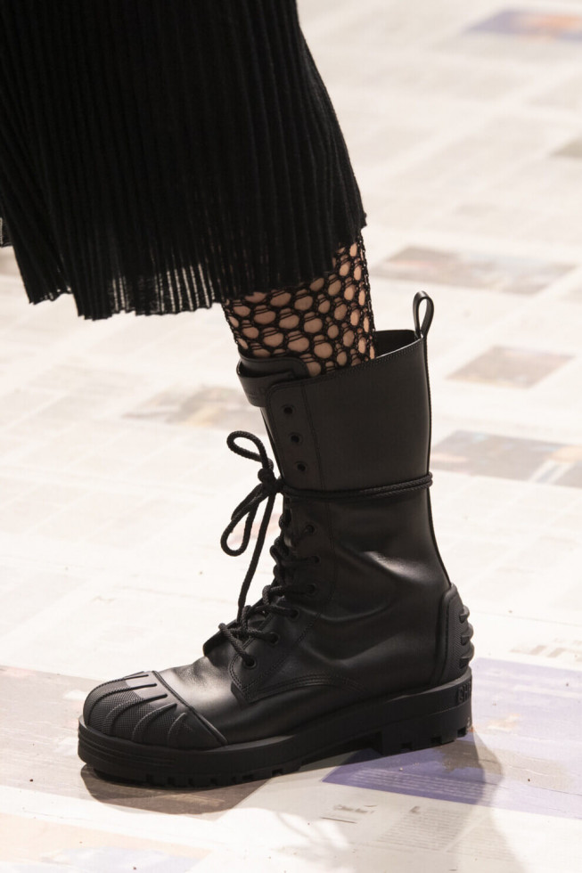 Байкерский подряд: Самые модные ботинки сезона осень-зима 2020-Фото 2