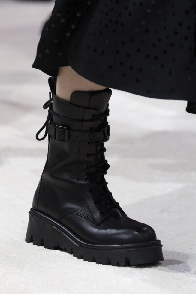Байкерский подряд: Самые модные ботинки сезона осень-зима 2020-Фото 4