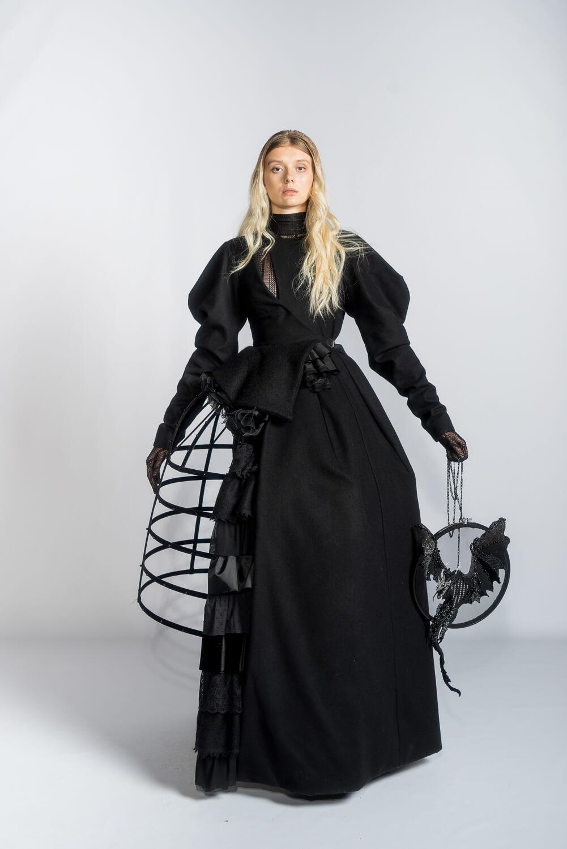 Весільний демікутюр: Fifteen – колекція, що отримала Ґран-прі International Young Designers Contest 2020-Фото 2