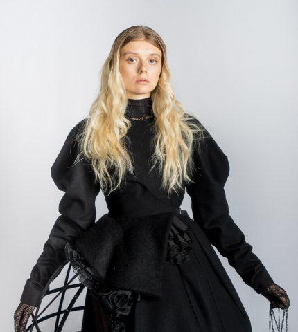 Весільний демікутюр: Fifteen – колекція, що отримала Ґран-прі International Young Designers Contest 2020-430x480