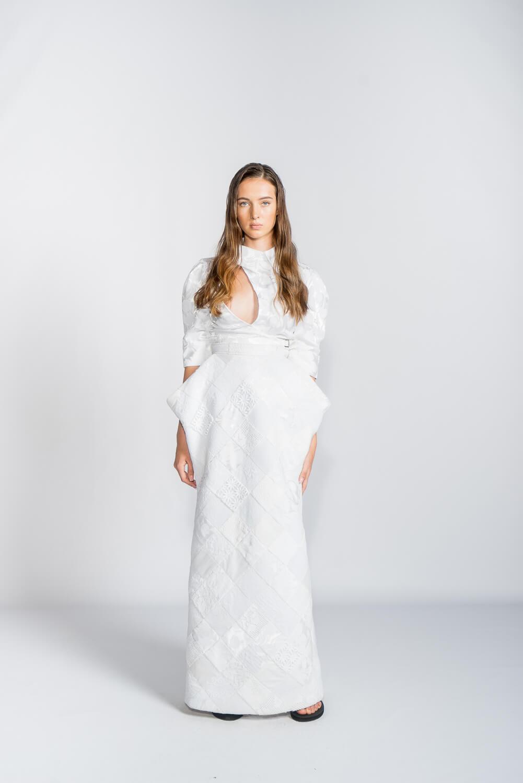 Весільний демікутюр: Fifteen – колекція, що отримала Ґран-прі International Young Designers Contest 2020-Фото 3