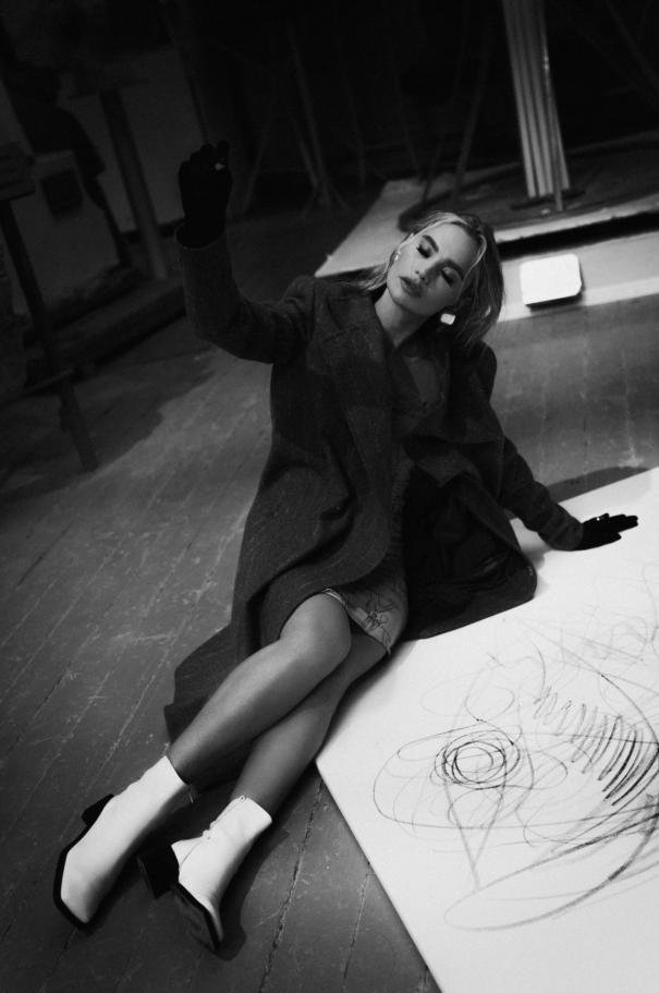 Висока мода, естетика Києва 30-х років і Булгаков у містичній новелі Code: Kyiv від Жана Гріцфельдта-Фото 6