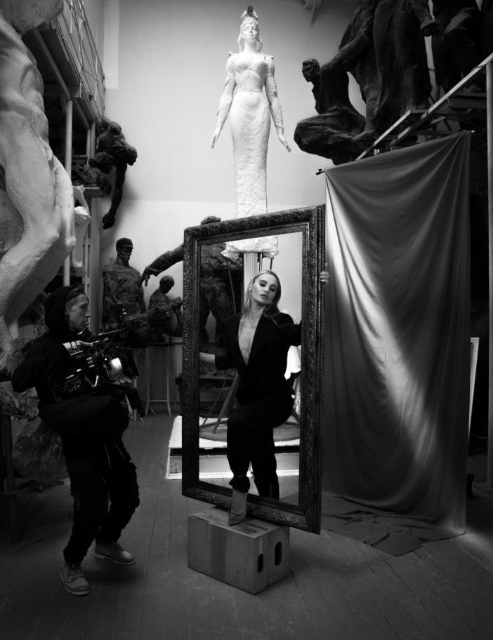 Висока мода, естетика Києва 30-х років і Булгаков у містичній новелі Code: Kyiv від Жана Гріцфельдта-Фото 4