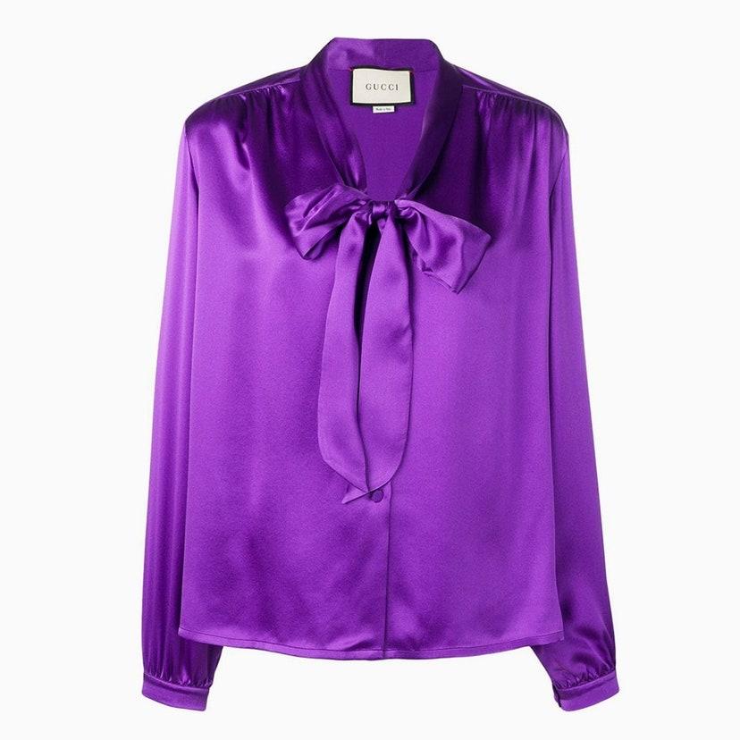 Королевский тренд: Выбираемидеальную блузу, как у Кейт Миддлтон-Фото 5