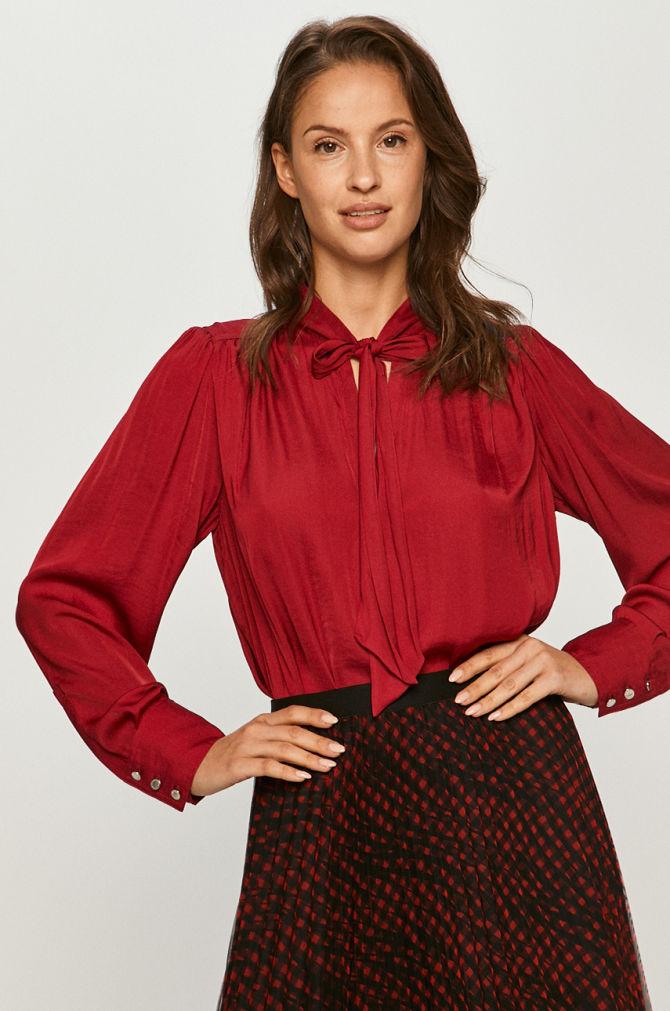 Королевский тренд: Выбираемидеальную блузу, как у Кейт Миддлтон-Фото 12
