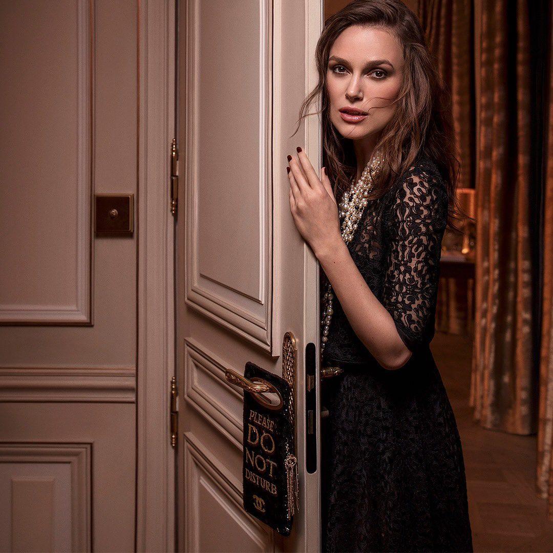 Кира Найтли, Chanel