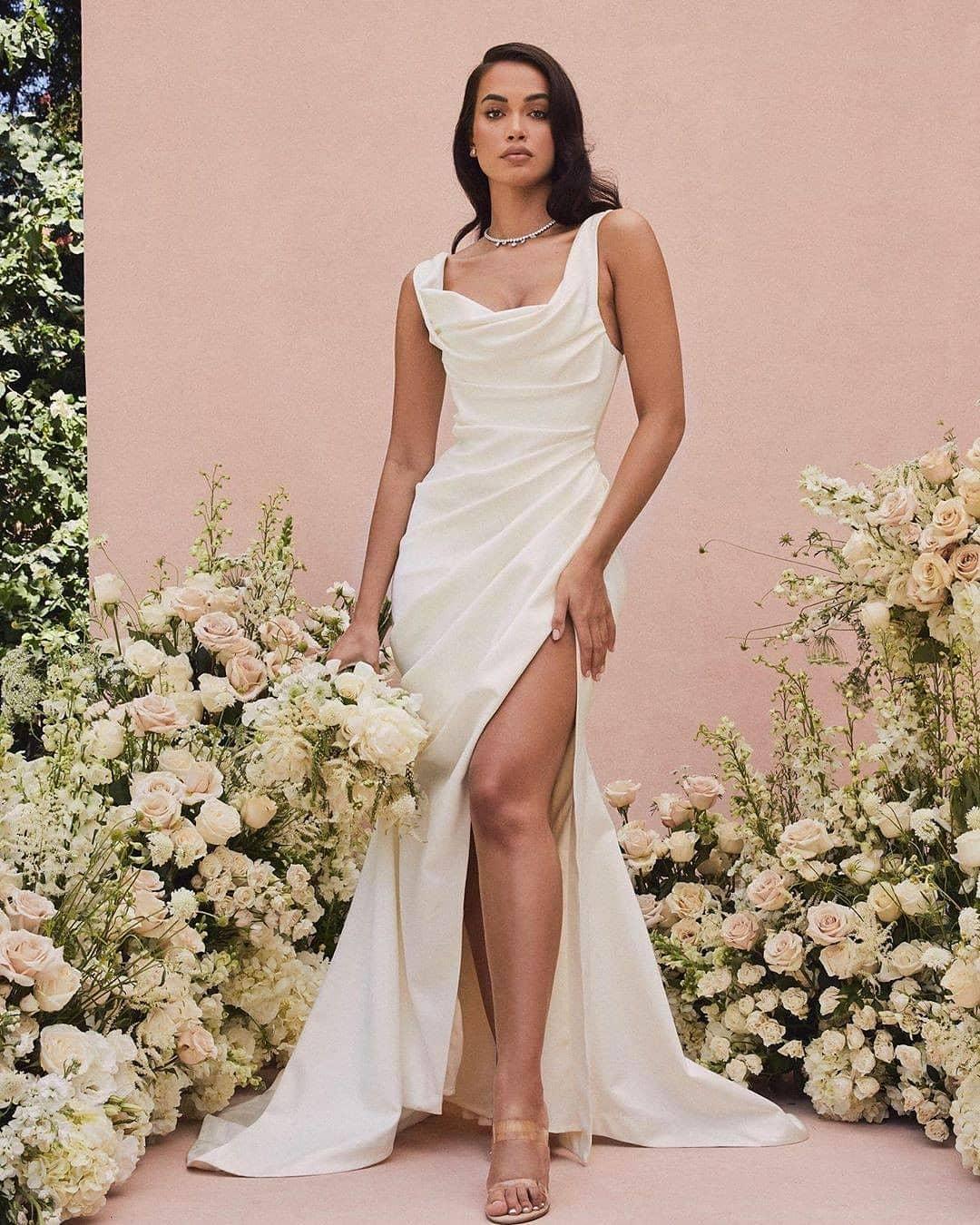 Вечные ценности: 10 трендов свадебной моды 2021 года-Фото 10