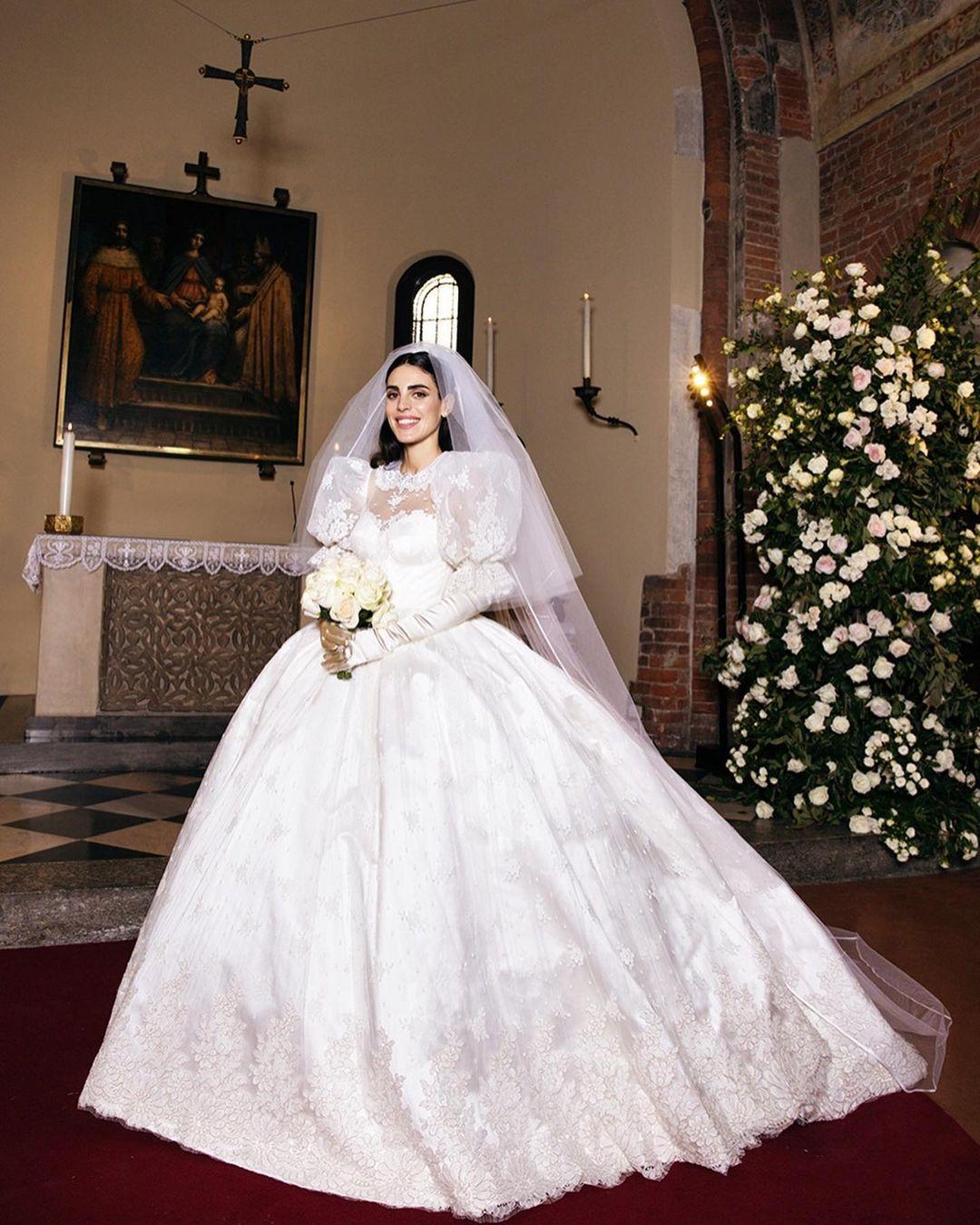 Вечные ценности: 10 трендов свадебной моды 2021 года-Фото 6