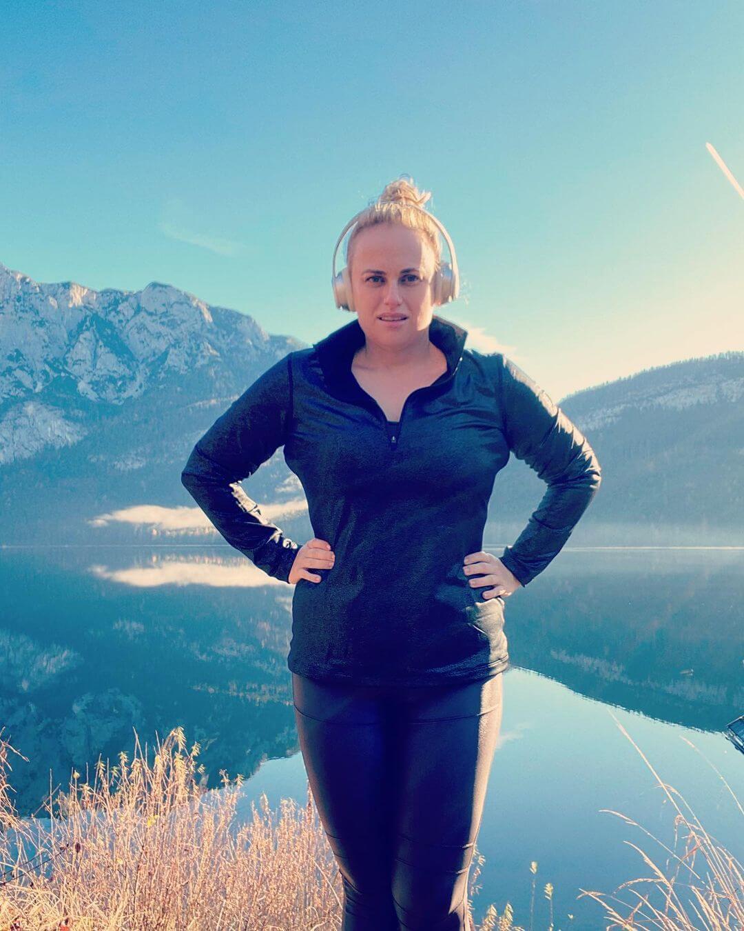РебелУилсон показала, как избавляется от последних двух килограмм лишнего веса-Фото 2