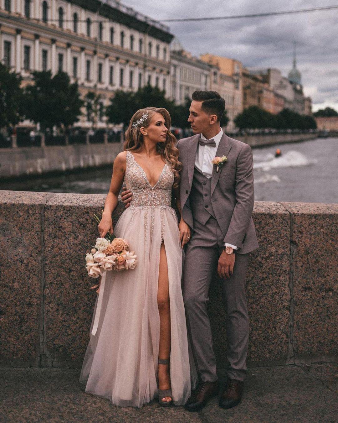 Вечные ценности: 10 трендов свадебной моды 2021 года-Фото 7