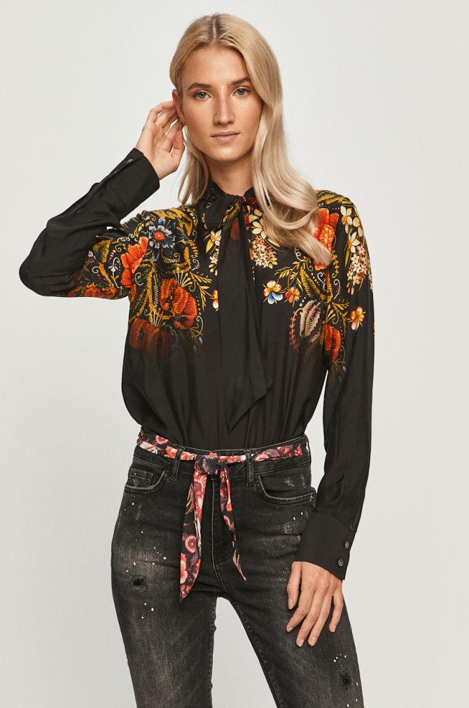 Королевский тренд: Выбираемидеальную блузу, как у Кейт Миддлтон-Фото 10