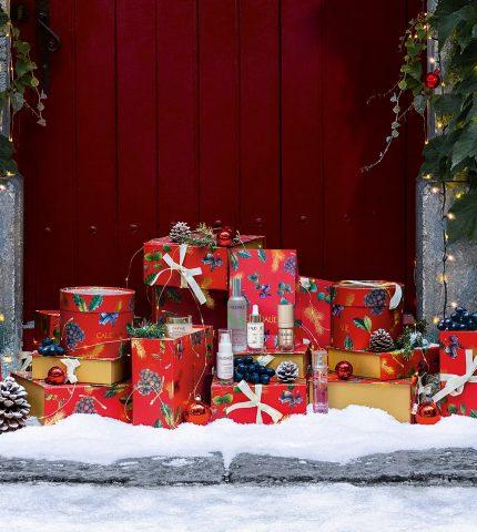 Осознанное Рождество: Тематическая коллекция праздничного настроения от брендаCaudalie-430x480