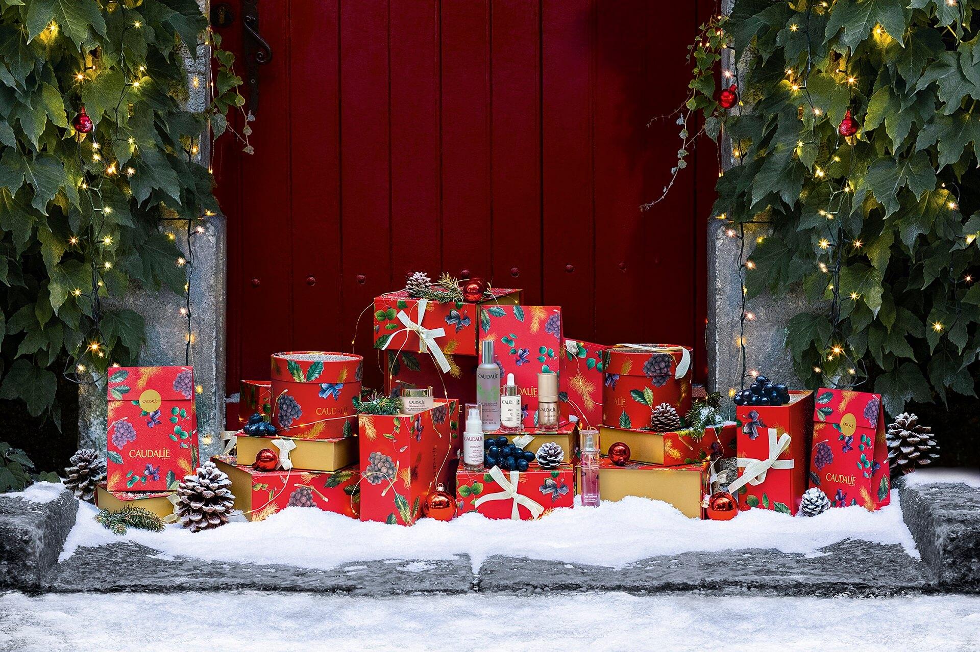 Осознанное Рождество: Тематическая коллекция праздничного настроения от брендаCaudalie-Фото 1