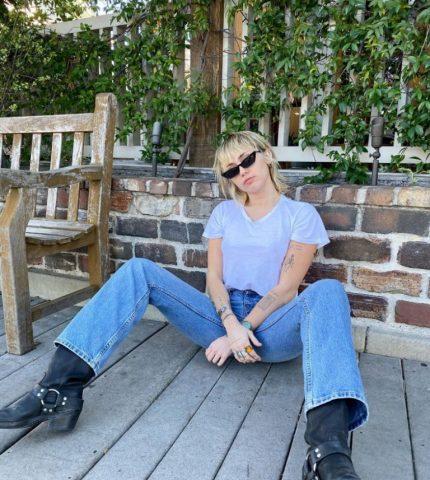 МайлиСайрус рассказала, как ей удалось побороть алкогольную зависимость-430x480