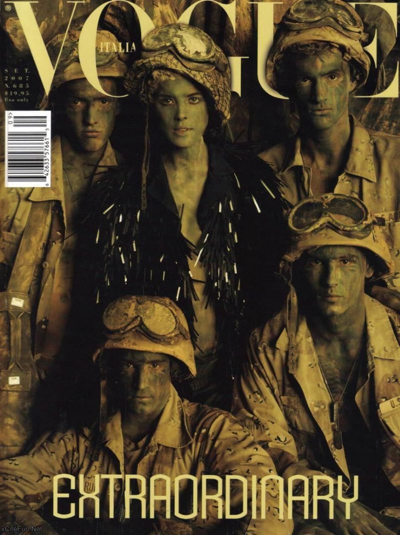 Vogue Italia September 2007