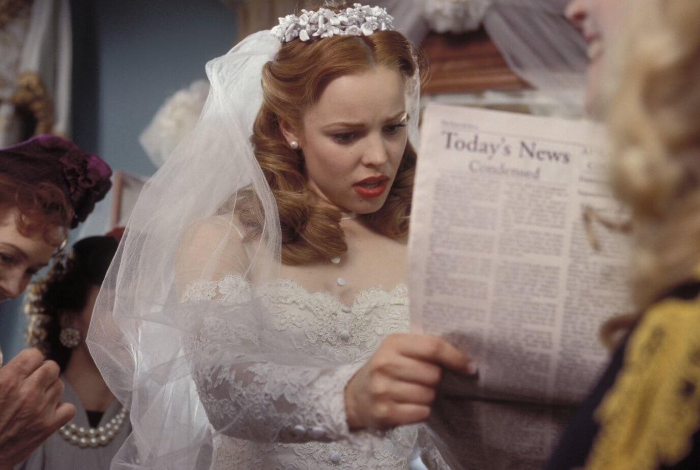 Во имя любви: 5 самых романтичных ролей РейчелМакАдамс-Фото 1
