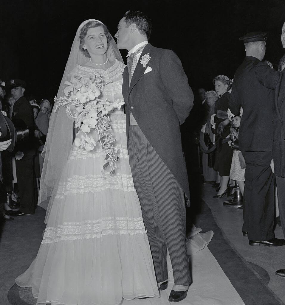 Еще одна из клана Кеннеди: Внучатая племянница экс-президента США вышла замуж в винтажном платье-Фото 2