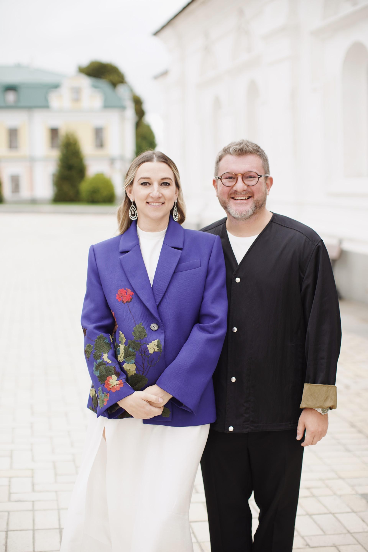 Дима и Лена Борисовы