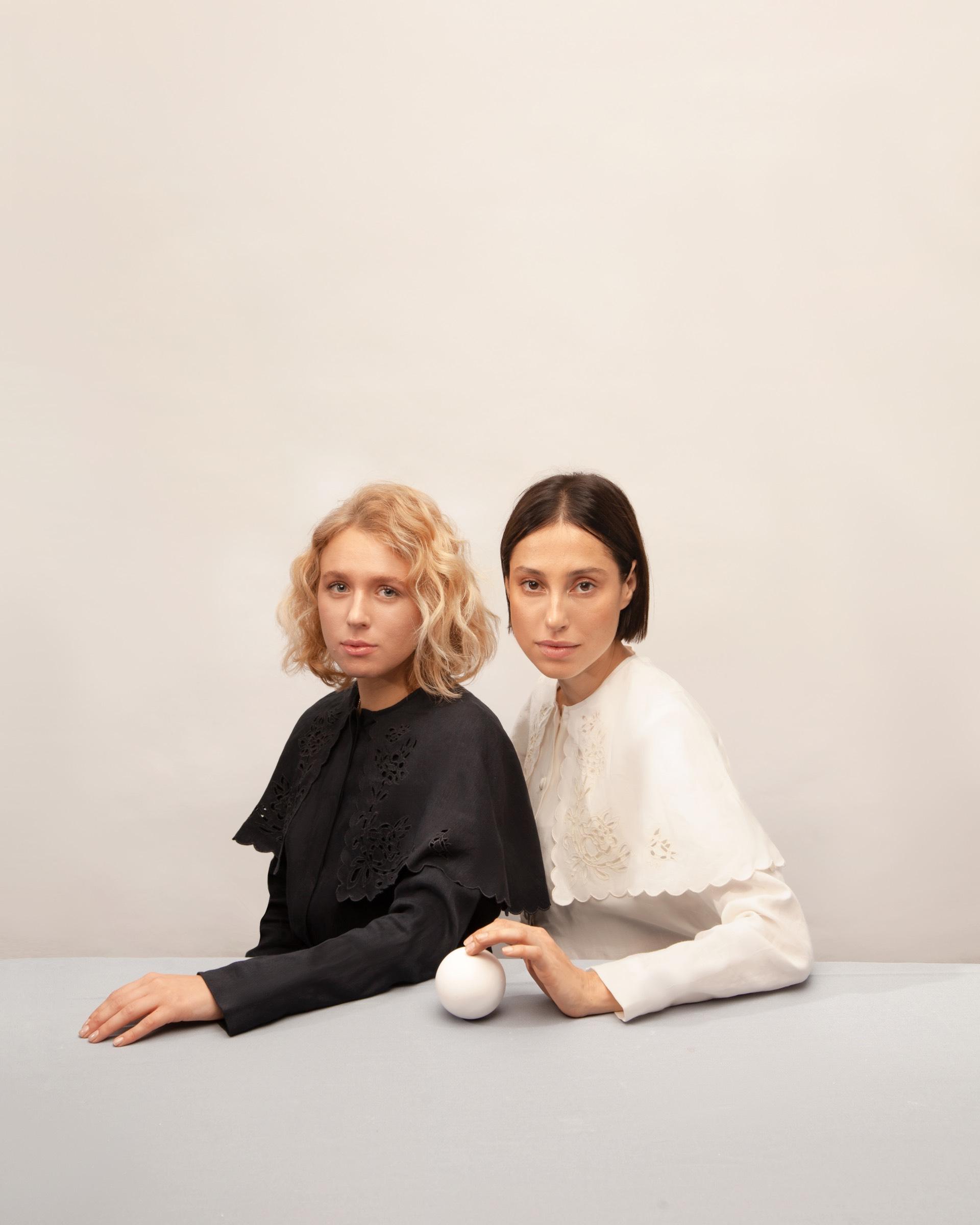 Наталья Каменская и Мария Гаврилюк