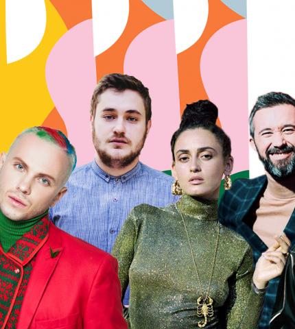 «Різні.Рівні», маніфест на підтримку ЛГБТ+, визнали колабою року на Jager Music Awards 2020-430x480