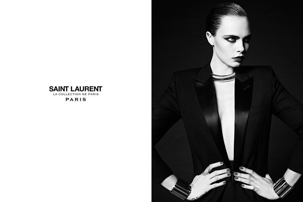 Saint Laurent «La Collection De Paris» Winter 2016