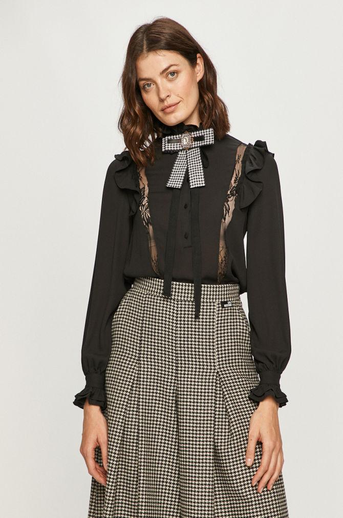 Королевский тренд: Выбираемидеальную блузу, как у Кейт Миддлтон-Фото 6