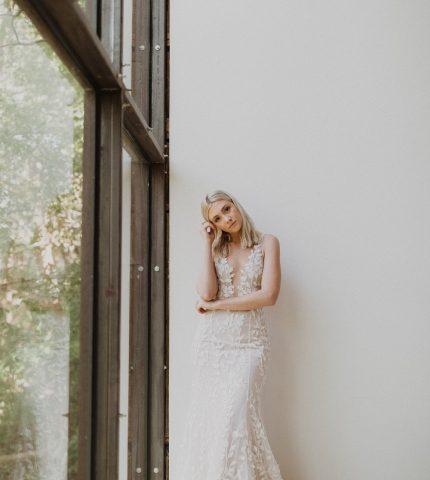 Вечные ценности: 10 трендов свадебной моды 2021 года-430x480
