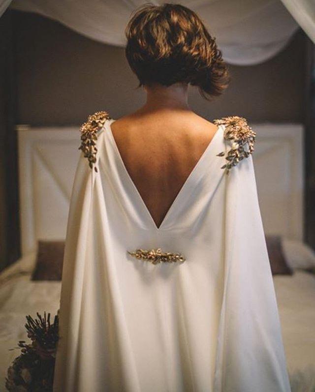 Вечные ценности: 10 трендов свадебной моды 2021 года-Фото 3