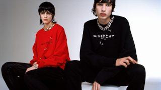Мэттью Уильямс выпустил капсулу-тизер своей дебютной коллекции для Givenchy-320x180