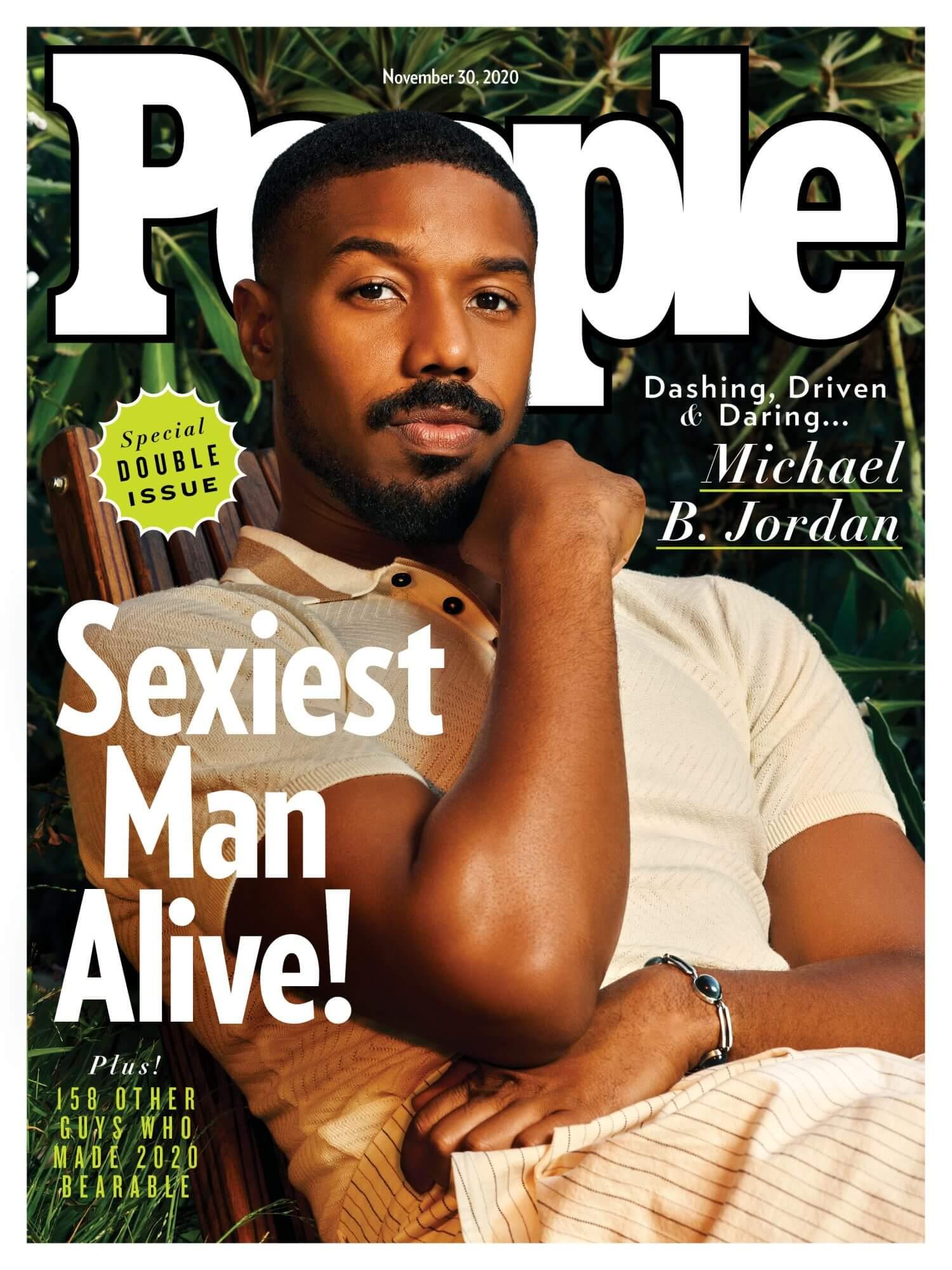 Назван самый сексуальный мужчина 2020 года по версии журнала PEOPLE-Фото 2