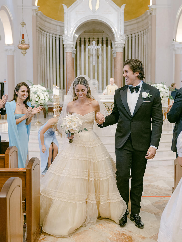 Еще одна из клана Кеннеди: Внучатая племянница экс-президента США вышла замуж в винтажном платье-Фото 4